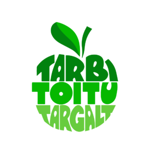 Tarbi Toitu Targalt logo