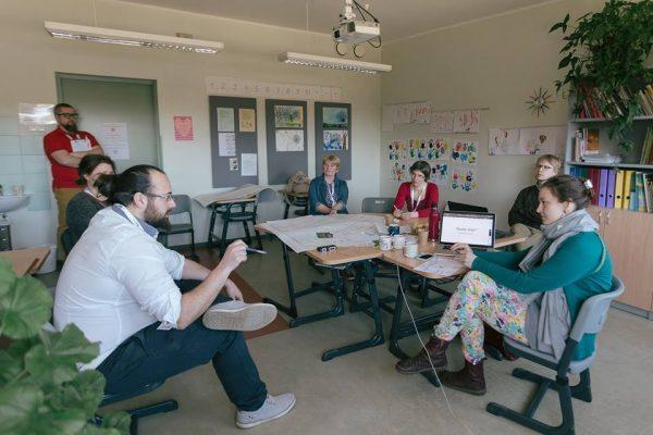 Vunki Mano: projekti arutelu mentoritega
